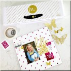 Kit Minc Metallic Foil Applicator - Heidi Swapp - ejemplo creaciones 1