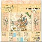Papeles Scrapbooking - Gilded Lily (20 x 20)
