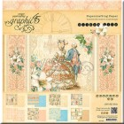 Papeles Scrapbooking - Gilded Lily (30 x 30)
