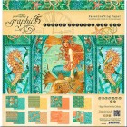 Papeles Scrapbooking Voyage Beneath The Sea (30x30)