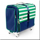 Maleta 360º Crafter's Bag - Navy - vista lateral