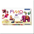 Fimo Soft - Kit 10 Medias Pastillas