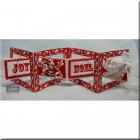 Troquel Die'sire - Candy Cane Rectangle Overlay - ejemplo creativo