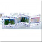 Troquel Die'sire - Fairy Lights Rectangle Overlay - ejemplo creativo