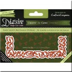 Troquel Die'sire - Fairy Lights Rectangle Overlay
