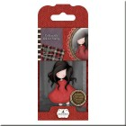 Set Sello y Tarjeta Gorjuss - Poppy Wood