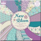 Papeles Scrapbooking - New Bloom (30x30)