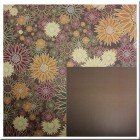 Papel Scrapbooking Girasoles