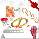 Pack Regalo - Quilling Christmas