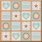 Papeles Scrapbooking - Craft Collections - Pastels (30x30) - 08