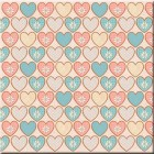 Papeles Scrapbooking - Craft Collections - Pastels (30x30) - 02
