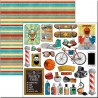 Papeles Scrapbooking Hipster (30x30)